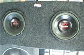 MTX AUDIO Car Speakers/Speaker System ROAD THUNDER